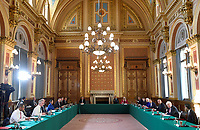09 January 2020 - Cabinet meeting of senior government ministers at the Foreign and Commonwealth Office (FCO) in London. Photo Credit: ALPR/AdMedia