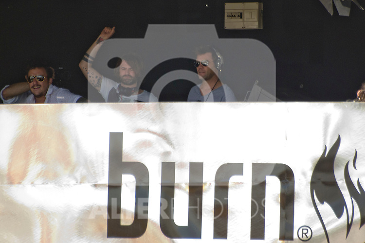 30.06.2012. Concert ´Fonsi Nieto´during Rock in Rio Festival 2012 in Madrid. (Alterphotos/Marta Gonzalez)