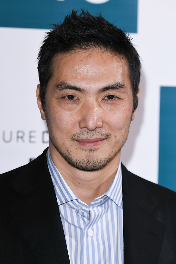 "Takehiro Hira<br /> arriving for the"" GIRI/HAJI"" screening at the Curzon Bloomsbury, London<br /> <br /> ©Ash Knotek  D3521 25/09/2019"