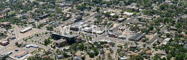 Mesa Junction panoramic.  Aug 24, 2013.