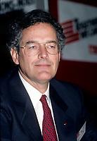 Francis Fox , April 17, 1988<br /> file photo