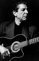 Cohen; Leonard (portraits 1984 - ent)<br /> <br /> <br /> Toronto Star Archives - AQP