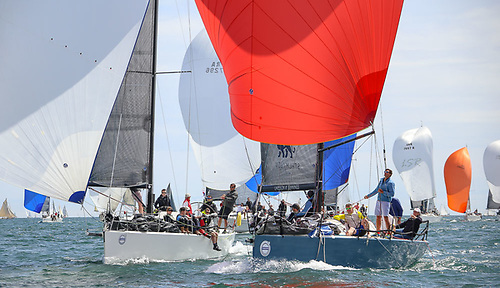 Updates from the organisers of key Irish regattas, including VDLR above, will be given at March's ICRA online Conference