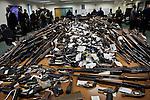 America's gun buyback program has Obtained 1700 Guns in Essex County in NJ