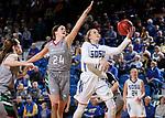 North Dakota at South Dakota State Women's Basketball