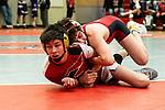 Wrestling 3A Regionals