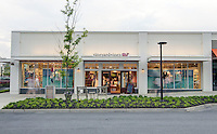 Vineyard Vines clothing and apparel shop located in the Shops at Stonefield in Charlottesville, VA. Photo/Andrew Shurtleff