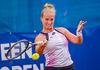 Amstelveen, Netherlands, 7 Juli, 2021, National Tennis Center, NTC, Amstelveen Womans Open, Richel Hogenkamp (NED)<br /> Photo: Henk Koster/tennisimages.com