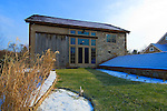 4th Hole Farm, Pyymouth Meeting, Pa; entertainment barn