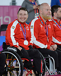 Shayne Smith, Zak Madell, Lima 2019 - Wheelchair Rugby // Rugby en fauteuil roulant.<br />