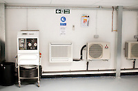 Up to date technology in the Renewables section at the Able Skills Training Centre, Dartford, Kent.