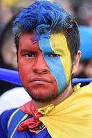 ARMENIA- COLOMBIA, 19-05-2021: Paro Nacional. / the third National Strike. Photo: VizzorImage / Santiago Castro/ Contribuidor