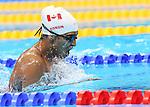 Katarina Roxon, Rio 2016 - Para Swimming // Paranatation.<br /> Team Canada trains at the Olympic Aquatics Stadium // Équipe Canada s'entraîne au Stade olympique de natation. 06/09/2016.