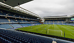 25.07.2020 Rangers v Coventry City: Closed doors game