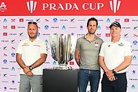 2021 Prada Cup Sailing press conference Jan 14th