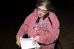Karen Strauss On Horseshoe Crab Survey