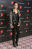 "Megan Montaner attend the Premiere of the movie ""Musaranas"" in Madrid, Spain. December 17, 2014. (ALTERPHOTOS/Carlos Dafonte) /NortePhoto /NortePhoto.com"
