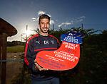 Eduardo Herrera promotes half season tickets