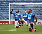 25.07.2020 Rangers v Coventry City: Joe Aribo