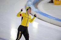 SCHAATSEN: HEERENVEEN: 26-12-2020, IJsstadion Thialf, WK Kwalificatie, Antoinette de Jong, ©foto Martin de Jong