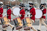 JAN 18 Dress Rehearsal ahead of Biden Inauguration