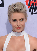 Julianne Hough @ the 2016 iHeart Radio Music awards held @ the Forum.<br /> April 3, 2016