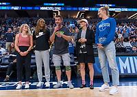 USWNT Minnesota Lynx Game Visit, September 1, 2019