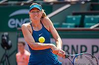 Paris, France, 02 June, 2018, Tennis, French Open, Roland Garros, Maria Sharapova (RUS)<br /> Photo: Henk Koster/tennisimages.com