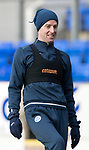 St Johnstone Training…12.12.17<br />Steven MacLean pictured during training this morning at McDiarmid Park ahead of tomorrow's game against Aberdeen<br />Picture by Graeme Hart.<br />Copyright Perthshire Picture Agency<br />Tel: 01738 623350  Mobile: 07990 594431
