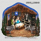 Liz,HOLY FAMILIES, HEILIGE FAMILIE, SAGRADA FAMÍLIA, LizDillon, paintings+++++,USHCLD0342,#XR#