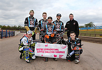 The 2017 Lakeside Hammers<br /> <br /> Photographer Rob Newell/CameraSport<br /> <br /> National League Speedway - Lakeside Hammers Press Day - Thursday 13th April 2017 - The Arena Essex Raceway - Thurrock, Essex<br /> © CameraSport - 43 Linden Ave. Countesthorpe. Leicester. England. LE8 5PG - Tel: +44 (0) 116 277 4147 - admin@camerasport.com - www.camerasport.com
