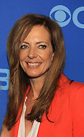 """Guiding Light Allison Janney in new show """"Mom"""" at the CBS Upfront on May 15, 2013 at Lincoln Center, New York City, New York. (Photo by Sue Coflin/Max Photos)"""