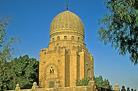 One of the Khalif's Tombs. Egypt. Cairo.  Qaitbai.