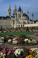 Europe/France/Normandie/Basse-Normandie/14/Calvados/Caen: L'Abbaye-aux-Hommes (Architecture romane et mauriste)
