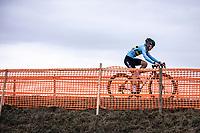 Laura Verdonschot (BEL)<br /> <br /> <br /> Women's Elite Race<br /> UCI 2020 Cyclocross World Championships<br /> Dübendorf / Switzerland<br /> <br /> ©kramon