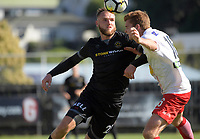 180325 ISPS Handa Premiership Football Semifinal - Team Wellington v Canterbury United