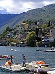 CHE, Schweiz, Tessin, Ascona am Lago Maggiore - Bootsverleih | CHE, Switzerland, Ticino, Ascona at Lago Maggiore - boat hire