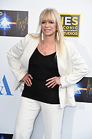 Jo Wood<br /> at the private view of The Pink Floyd Exhibition: Their Mortal Remains at the V&A Museum, London. <br /> <br /> <br /> ©Ash Knotek  D3264  09/05/2017