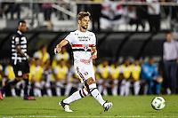 Orlando, FL - Saturday Jan. 21, 2017: São Paulo defender Rodrigo Caio (3) during the first half of the Florida Cup Championship match between São Paulo and Corinthians at Bright House Networks Stadium.