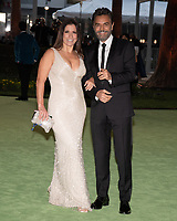 25 September 2021 - Los Angeles, California - Alessandra Rosaldo and Eugenio Derbez . Academy Museum of Motion Pictures Opening Gala held at the Academy Museum of Motion Pictures on Wishire Boulevard. Photo Credit: Billy Bennight/AdMedia