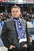 Frederic Hantz, entraineur .Football Calcio 2012/2013.Ligue 1 Francia.Foto Panoramic / Insidefoto .ITALY ONLY