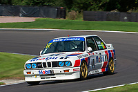 2019 Gold Cup Meeting. Dunlop Saloon Car Cup. #17. Mark Smith. BMW M3 E30.