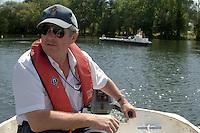 Gordon Maxwell, Senior Lecturer, Manned Models Centre, Warsash Marine Academy, Southampton.