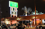"""The Dunes Inn Motel Sunset is the secret location for The Axe Music """"One Night Only"""" Concert series,Weezer headlines & takes over The Dunes Inn Motel in Hollywood, California on September 21,2010                                                                               © 2010 DVS / RockinExposures"""