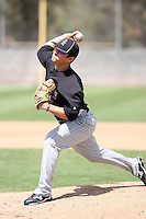 Billy Vopinek, Colorado Rockies 2010 minor league spring training..Photo by:  Bill Mitchell/Four Seam Images.