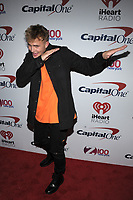 NEW YORK, NY - DECEMBER 8: Jake Paul at Z100's Jingle Ball 2017 at Madison Square Garden in New York City, Credit: John Palmer/MediaPunch /nortephoto.com NORTEPHOTOMEXICO