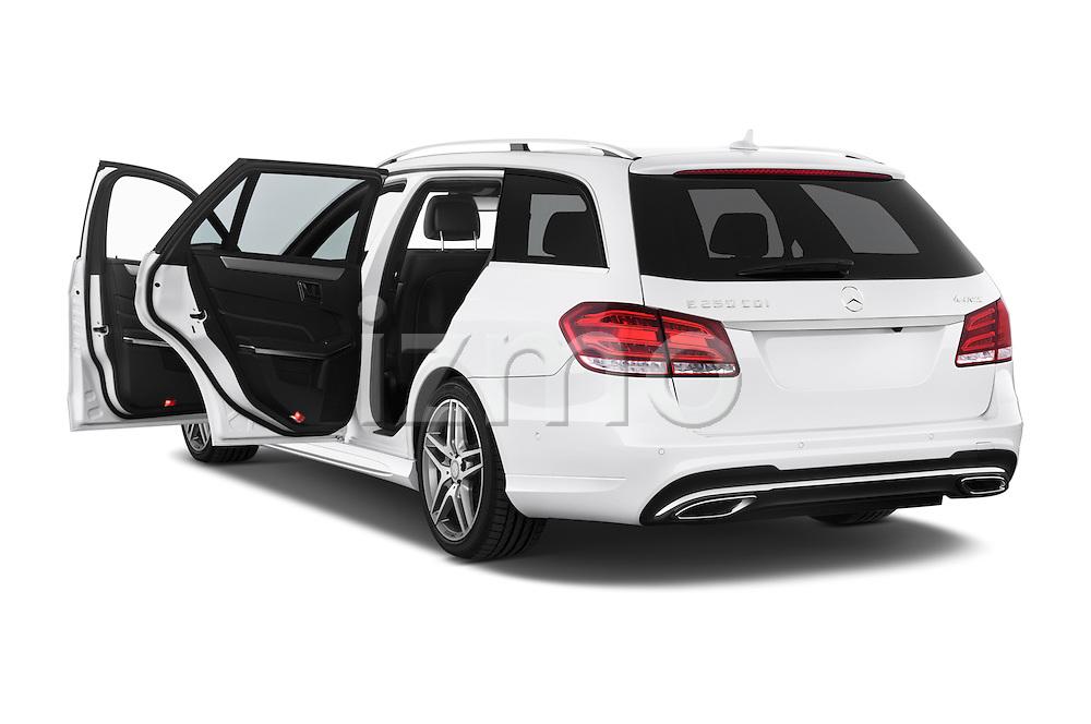 Car images of a 2015 Mercedes Benz Classe E E250 4Matic 5 Door Wagon 4WD Doors