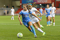 Chicago, IL - Wednesday Sept. 07, 2016: Danielle Colaprico during a regular season National Women's Soccer League (NWSL) match between the Chicago Red Stars and FC Kansas City at Toyota Park.