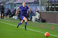 Anderlecht forward Sarah Wijnants (11) pictured during a female soccer game between RSC Anderlecht Dames and Portugese Benfica Ladies  in the second qualifying round for the Uefa Womens Champions League of the 2020 - 2021 season , Wednesday 18 th of November 2020  in ANDERLECHT , Belgium . PHOTO SPORTPIX.BE | SPP | STIJN AUDOOREN