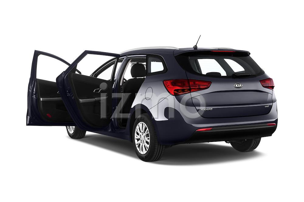 Car images of a 2014 KIA cee'd Access 5 Door Wagon 2WD Doors